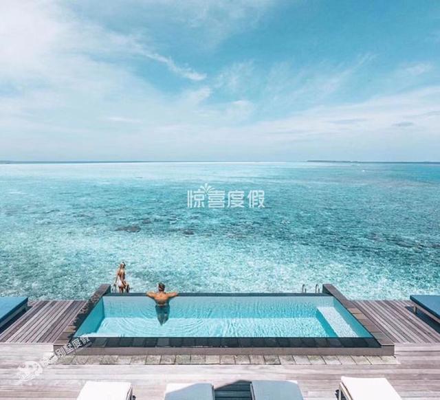 给你推荐马尔代夫十个套房最美的岛屿