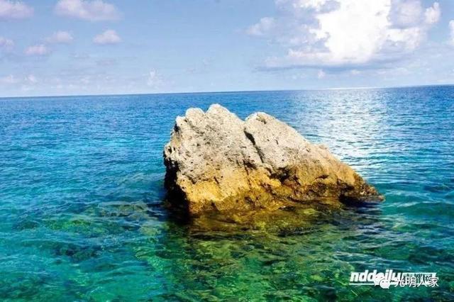 黄岩岛,中国南海最大的礁盘!