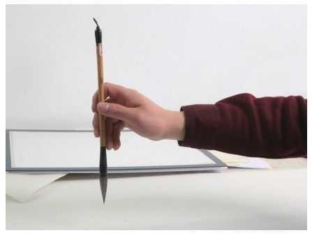 国画知识:从基本运笔到作画姿势,分步骤讲解教你,绝对通俗易懂