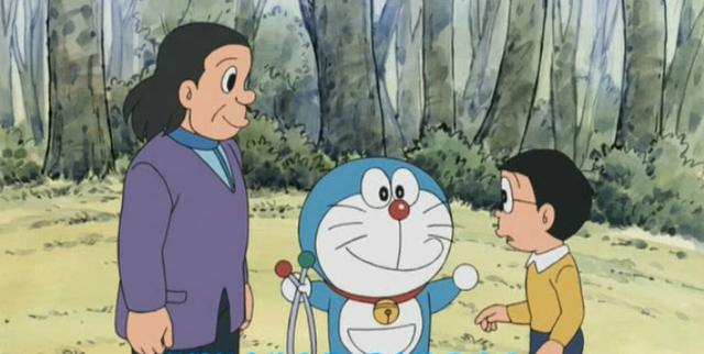 《哆啦A夢》中令人深思的一集,45年後,靜香可能已經去世了