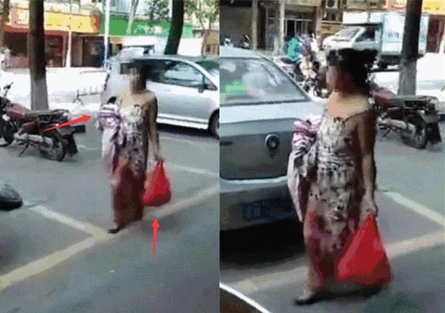 女子当街突然分娩婴儿掉地上?背后的真相让人心酸_手机搜狐网