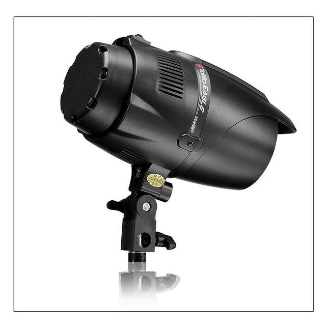 图立方摄影灯250W影室闪光灯人像静物摄影棚照相馆证件照灯保荣口