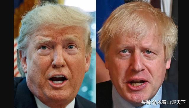 友谊小船翻了?媒体:英国私下希望川普败选
