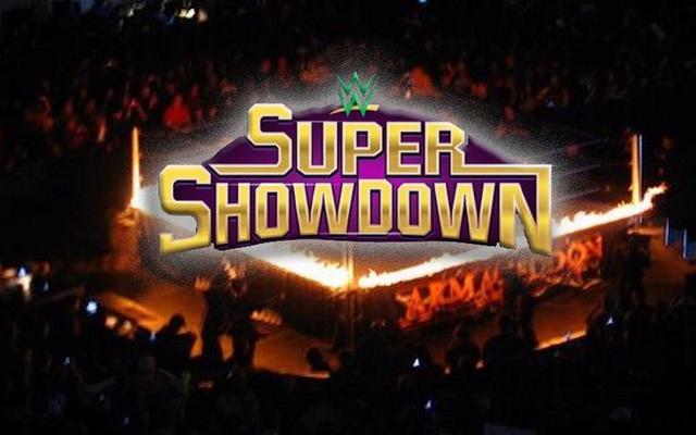 <b>90win足球比分-WWE《沙特巡演2020》首场对决已敲定</b>