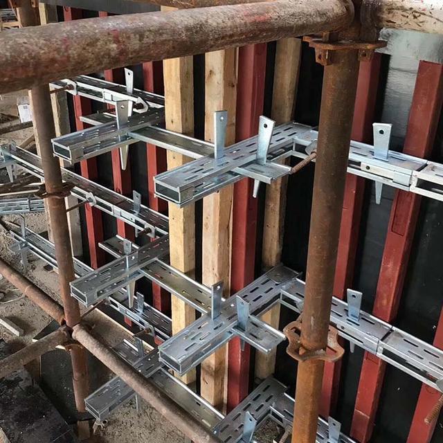 新型剪力墙支撑和钢管加固哪个更好用