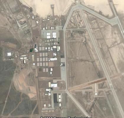 在一份解密后的美国中央情报局的报告中,承认了51区的存在