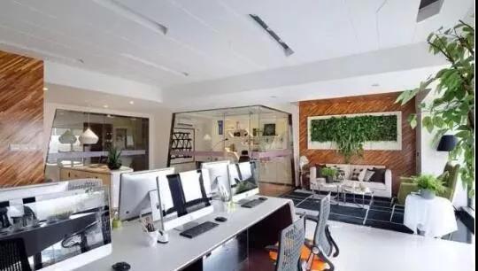 小型办公室装修注意这几点,提高空间的利用率