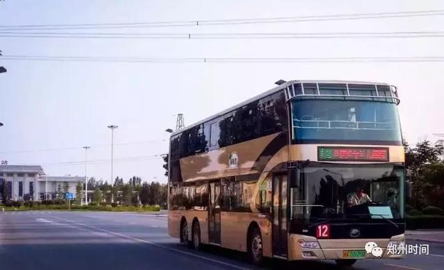 鄭州市公交線路圖