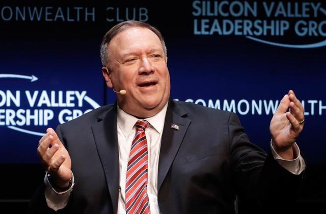 中印冲突缓和之际,美国还是忍不住插手了,美国务卿开始颠倒黑白