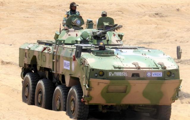 印度自研新战车上喜马拉雅山麓测试,用的居然是中国淘汰的发动机