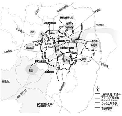 """杭州文一西路地下通道""""穿越""""地铁2号线 下半年将通车"""