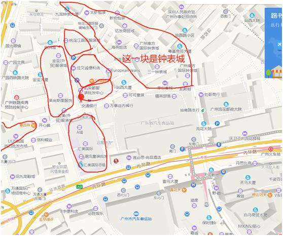 整理了下广州各大服装批发商场大全,需求的保藏哈。