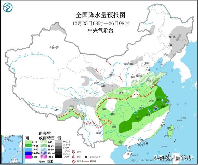 """南方18省区降水倒计时,还是""""跨月雨"""",暴雨也要来,或持续7天"""