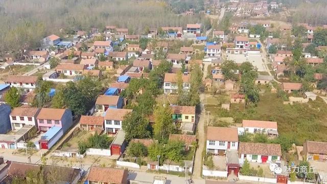 魅力商丘,虞城县张集镇马滩村,昔日的三不管,现在的金三角
