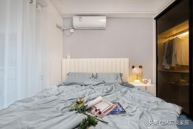 夫妻俩买下57㎡二手房,重新装修后成温馨美居室,引众多人羡慕