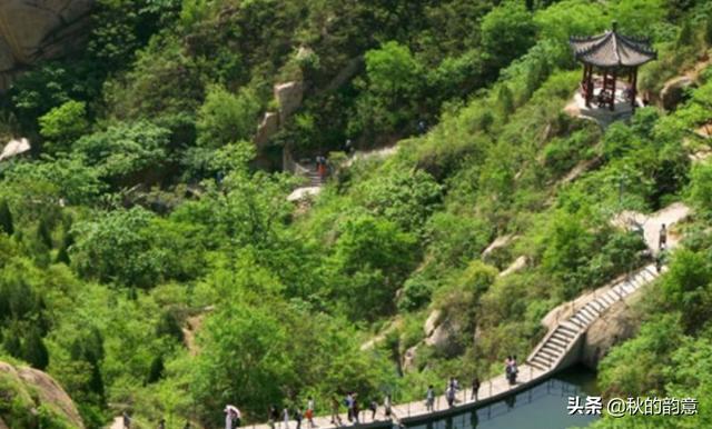 最神秘的寺庙龙泉寺所在的凤凰岭,处处流淌着温... _手机搜狐网