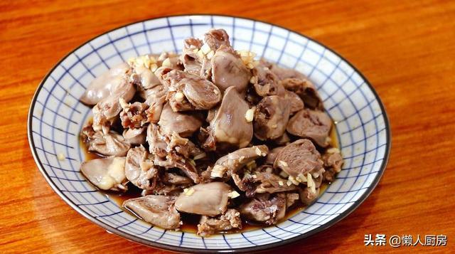 花7元买了一斤鸡心,这样简单一做,下酒又下饭,比爆炒的更好吃