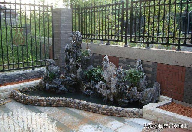农村庭院鱼池设计,动静相宜、岁月静好!_手机网易网