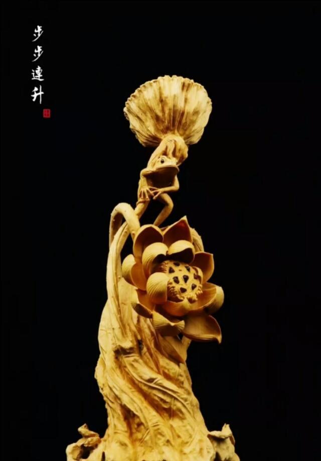 静止的艺术:雕栏玉砌的王者——黄杨木雕