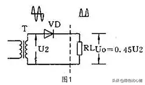 桥式整流电路图