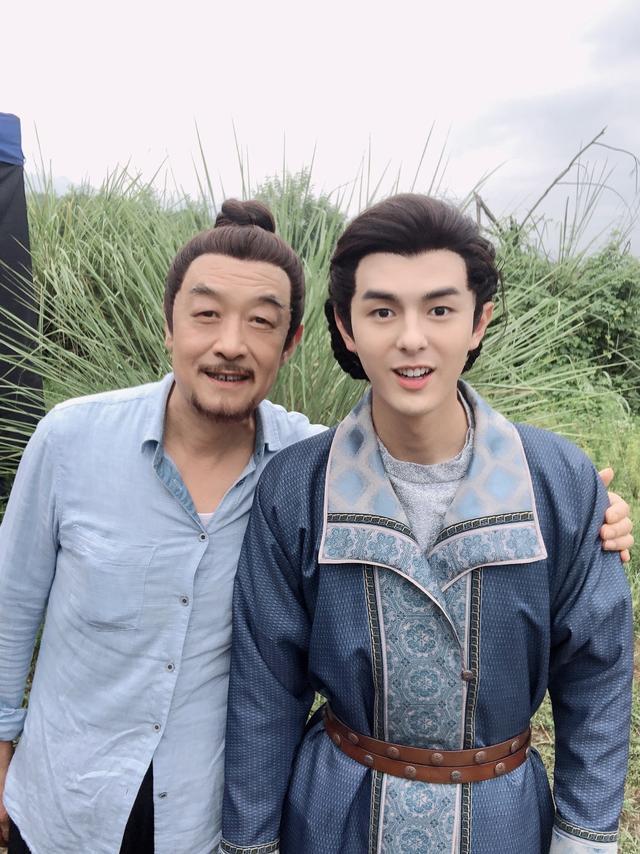 《长歌行》杀青,新人演员张浩哲受好评