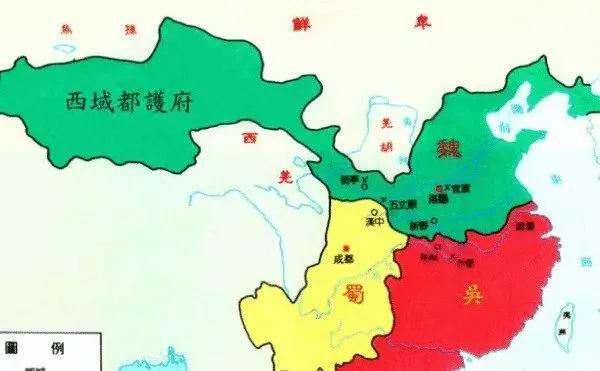 三国时代只有一个?错!中国历史上至少存在八个三国时代