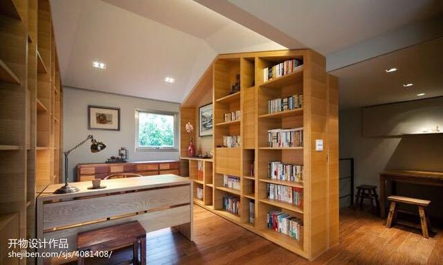 如何打造美观又实用的书房?这10个案例,看完就知道怎么做!