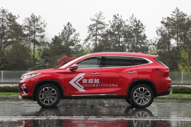 中国品牌搞不起来高端品牌?那你肯定是没坐进星途TX/TXL里