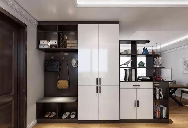 设计师都在夸赞的隔断柜,颜值高,能收纳