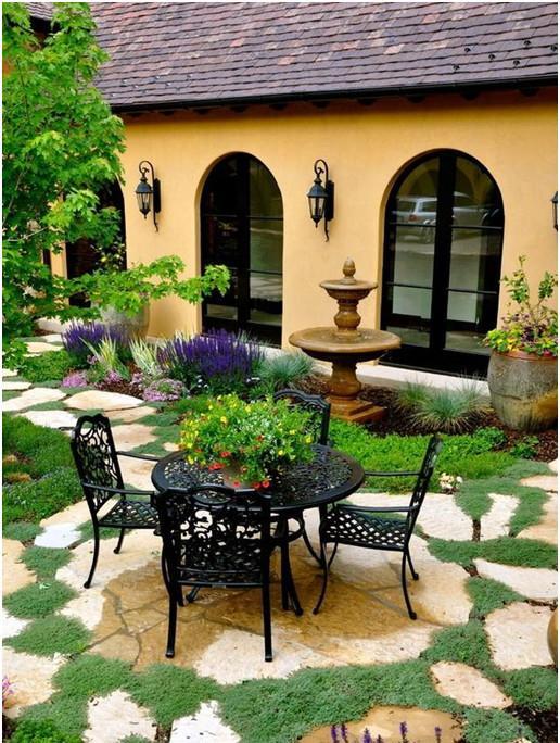 庭院无需奢华,随心便好,18款小院实景分享给你