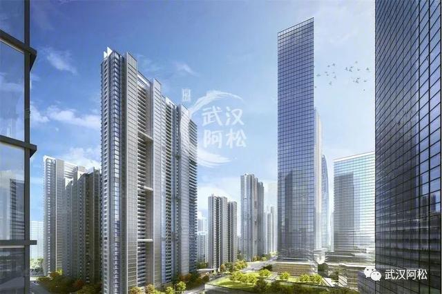 武汉福星惠誉国际城紫领公寓房价价格,新房售楼处电... - 吉屋网