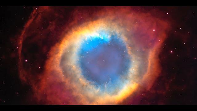 哈勃望远镜拍摄图片