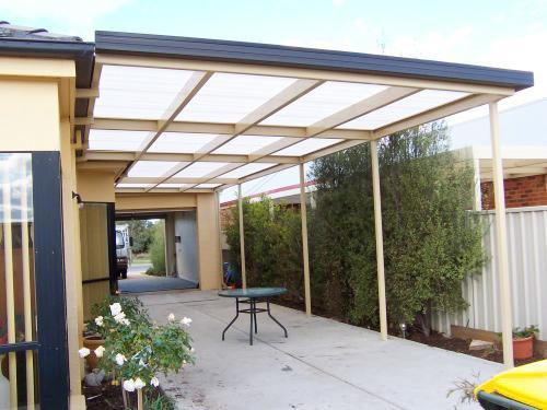 PC阳光板用来做阳光房,有这5个优势