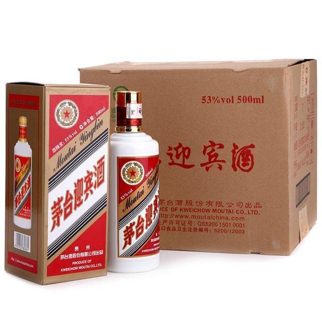 茅台迎宾酒怎么样 茅台迎宾酒好喝吗_购酒网GJW.COM