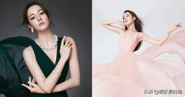 Lisa、木村光希、迪麗熱巴,誰最有帶貨力?從代言珠寶品牌比起
