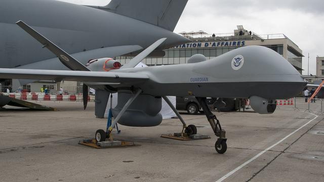 中美防长通话的同时 美又计划向台出售4架先进无人机