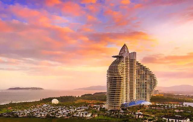 三亚会奖旅游之会议酒店推荐:三亚亚龙湾红树林度假酒店