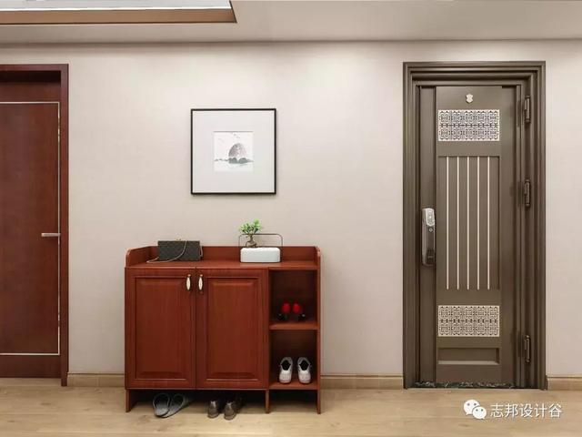 入户玄关柜,打造入门后第一道风景