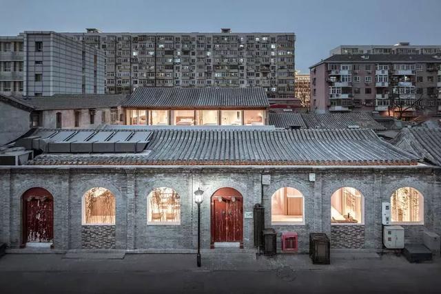 北京胡同民宿