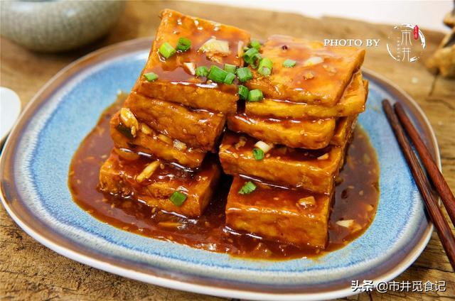 5种豆腐超香吃法,天热了,多吃豆腐少吃肉,家常做法很简单