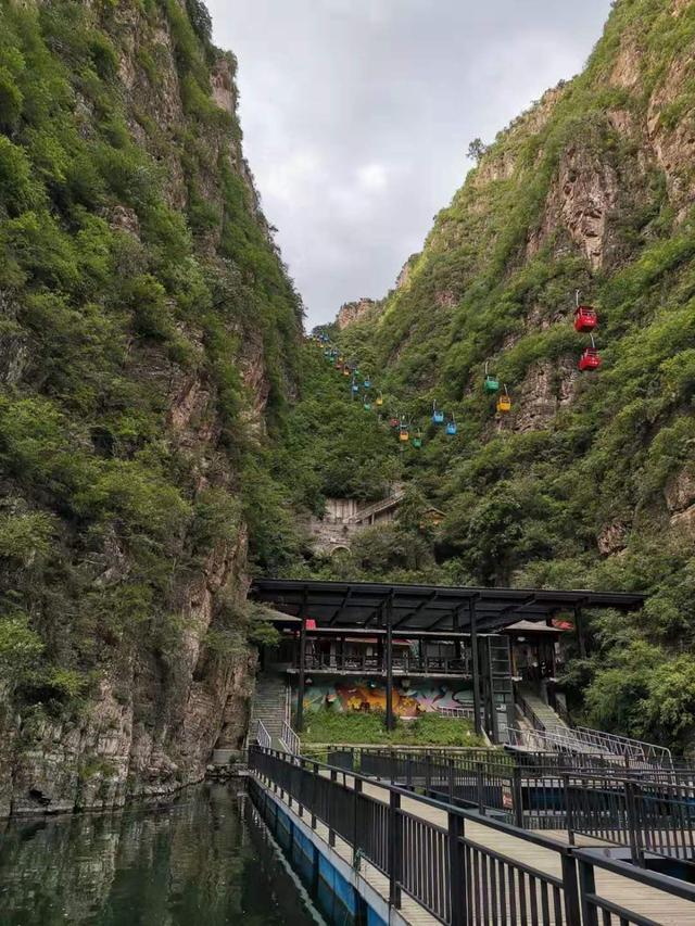 龙庆峡图片