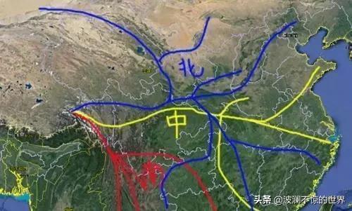 龙脉风水宝地图片