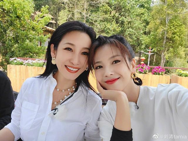 蒋欣和刘涛
