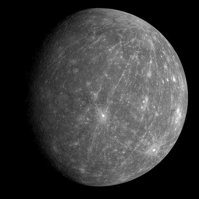 太阳系八大行星系列之一:水星-第5张图片-IT新视野