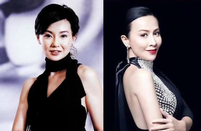张曼玉和她的23套旗袍