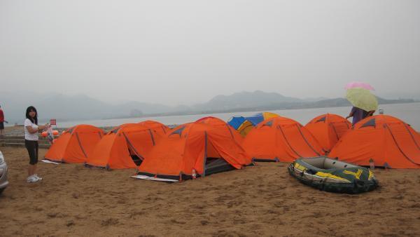 游记:雪野湖之旅