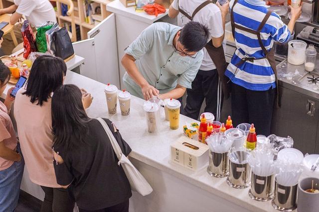 开一家奶茶店需要多少费用?