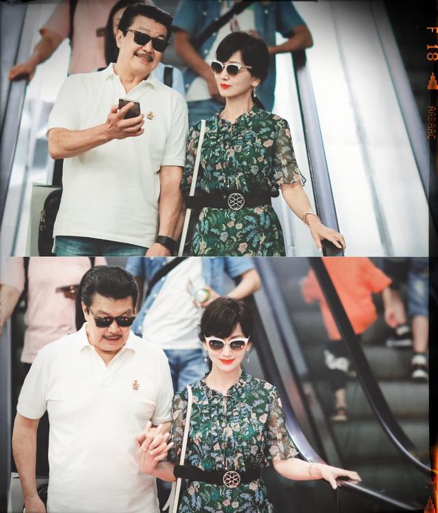 """1983年,赵雅芝与黄锦燊大婚,""""情夫""""黄元申削发为僧,遁入空门"""