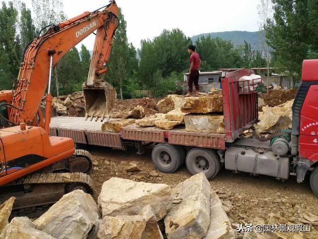 大型假山石价格,什么才是决定假山石材价格的重要因素呢?