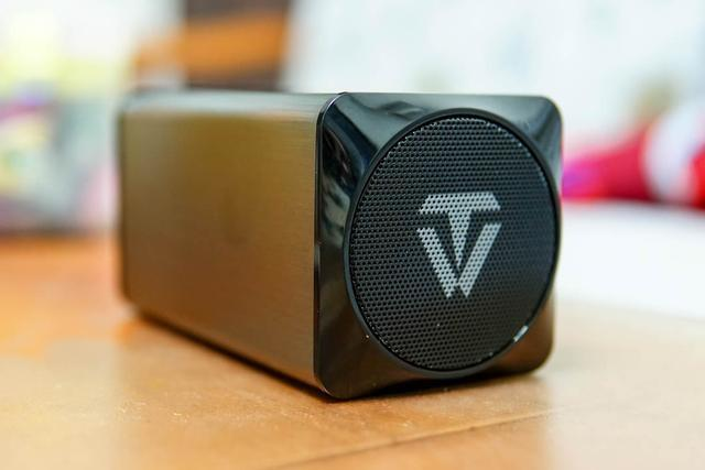家用多功能微型音响,试JVC fs7000,支持FM高清收音功能是亮点